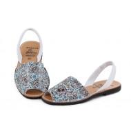 Sandale din piele naturala , Avarca KOP