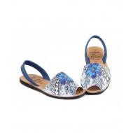 Sandale din piele naturala, Avarca Opium