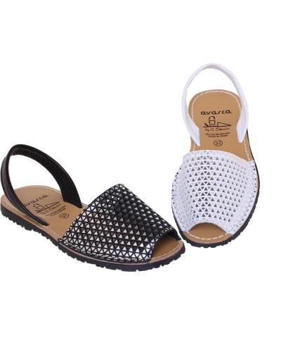 Sandale din piele naturala, Avarca FIGA
