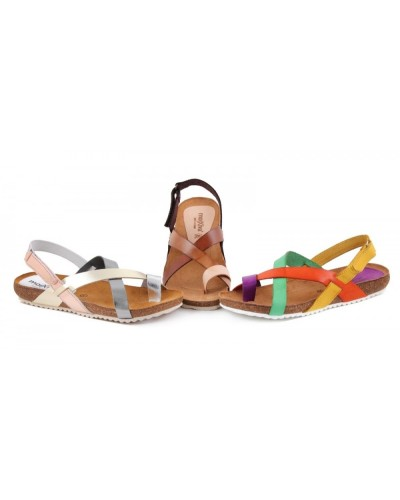 Sandale din piele Morxi